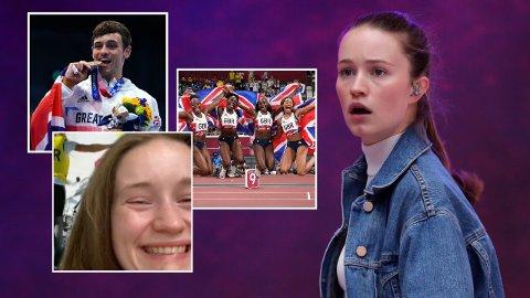 RØRT: Låten til norske Sigrid brukt i BBCs hyllest av sine OL-utøvere.