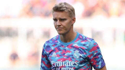 Ifølge Marca skal Martin Ødegaard være usikker på sin egen fremtid i Real Madrid.