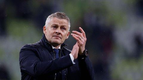 KLAR FOR NY SESONG: Ole Gunnar Solskjær ser frem mot å komme i gang med Premier League-sesongen.