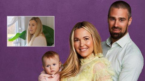 UENIG: Ekteparet Nyhus har fire barn sammen. Nå vil han sterilisere seg.