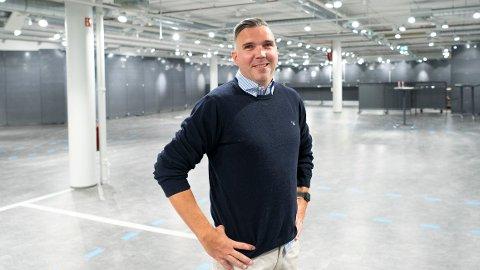 SKIFTE: Kristian Fjeld blir butikksjef i Norges første Billy-butikk etter å ha jobbet som butikksjef i Kiwi i mer enn 15 år.