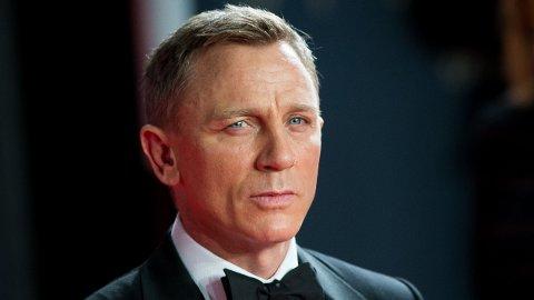 INGEN ARV: Daniel Craig planlegger ikke å etterlate seg noe arv til barna sine.