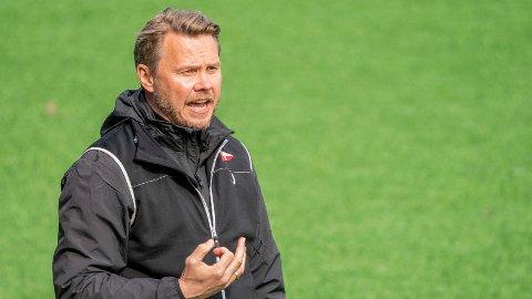 Fredrikstad-trener Bjørn Johansen kan kopiere Knut Thorbjørn Eggen om han rykker opp med FFK denne sesongen.