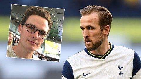 Magne Mellem Enoksen i Tottenhams venner svarte på Nettavisens spørsmål om Tottenham.