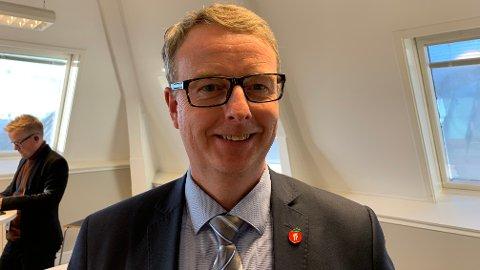 2. nestleder i Frp Terje Søviknes er ikke så veldig overrasket over dommen som felles over partiets likestillingspolitikk.