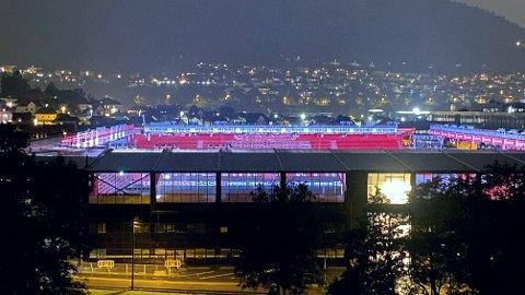 Brann Stadion fredag 13.08.21.
