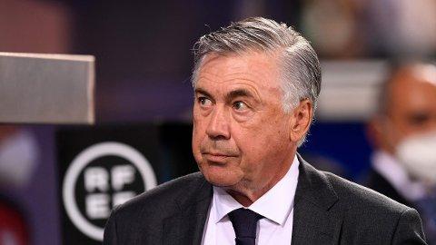 STJERNESPEKKET: Carlo Ancelotti kan ende opp med å få Kylian Mbappé i stallen, om klubbpresidenten får det som han vil.