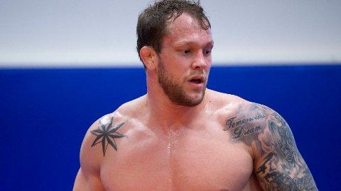 Marthin Hamlet er klar for finalen i Professional Fighters League.