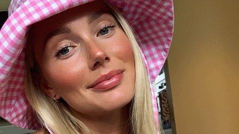 INFLUENSER: Maren Platou deler sine beste skjønnhetstips.