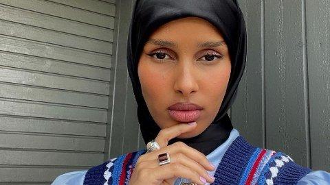 NY JOBB: For Rawdah betyr det mye å kunne formidle skandinavisk mote fra sitt perspektiv.