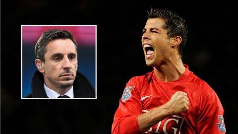 KRITISK: Gary Neville er kritisk til Manchester United-eierne etter signeringen av Cristiano Ronaldo.