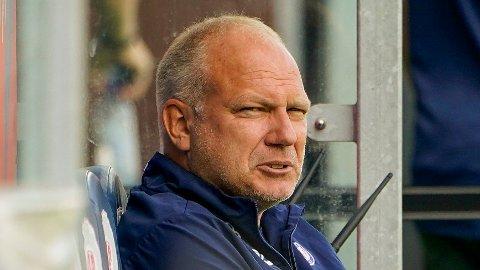 Vålerenga-trener Dag Eilev Fagermo er alt annet enn fornøyd med at Tromsø har avslått Vålerengas forsøk på å kjøpe Tomas Totland.