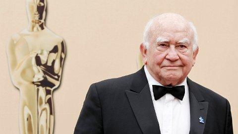 DØD: Den amerikanske skuespilleren Ed Asner er død, 91 år gammel.