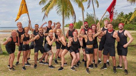 POPULÆRT: Disse 18 deltakerne skal kjempe om seieren i den nye sesongen av «Robinsonekspedisjonen».