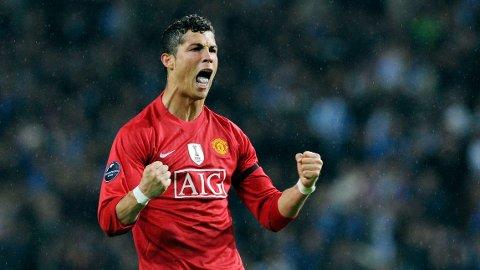 COMEBACK: Cristiano Ronaldo vil mest sannsynlig gjøre comeback som Manchester United-spiller i neste seriekamp.