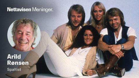 ABBA: I gang med en ny runde. Garantert suksess!