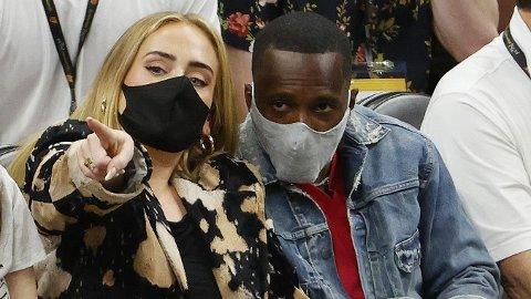 KJÆRESTER: Flere amerikanske medier vil ha det til at Adele har funnet lykken med Rich Paul. Men hvem er han?
