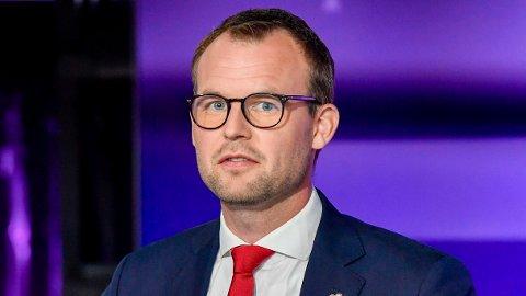 NEKTER: Kristelig Folkepartis partileder Kjell Ingolf Ropstad sier han har vært åpen overfor Stortinget.