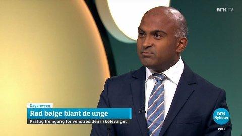 TABBE: - Her legger vi oss flate, sier NRKs nyhetsredaktør.