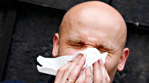 MYE SYKDOM: Det har vært en markant økning i sykefraværet, ifølge Nav.