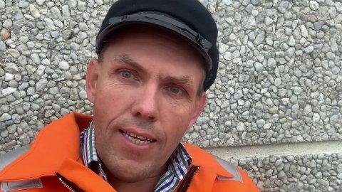 KNALLHARDT UT: KJetting-Jan legger ikke noe imellom i ny video.