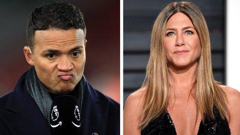 KLEINT INTERVJU: Et gjesteopptreden Jennifer Aniston gjorde på et talkshow på BBC denne uken, har vekket oppsikt.