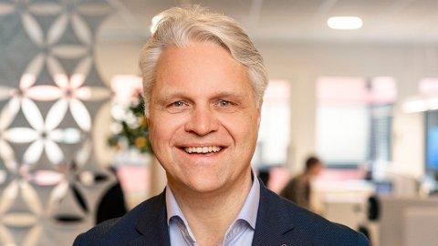 GÅR BREDT UT: Geir Jostein Dyngeseth, medlemsdirektør i Coop Norge, sier at de går bredt ut for å prøve å rekruttere kandidater som medlemstillitsvalgte.