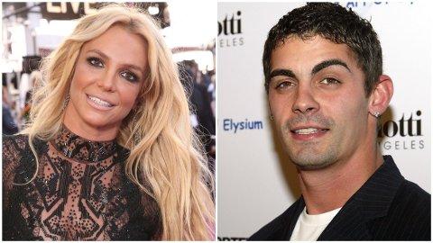 SKEPTISK: Eksmannen til Britney Spears, Jason Alexander, har liten tro på hennes nye forlovelse.