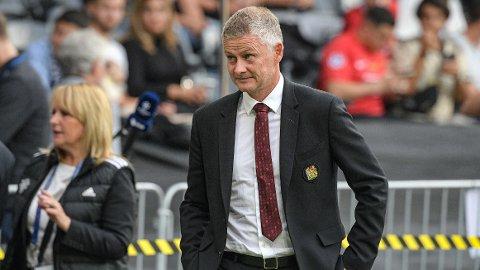 TAPTE: Ole Gunnar Solskjær har måttet tåle kritikk etter smellen mot Young Boys.