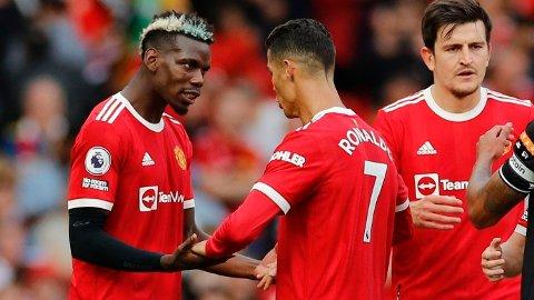 Paul Pogba er mannen med flest målgivende pasninger i Premier League så langt denne sesongen.