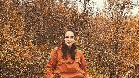 STORM AV HETS: Da det ble kjent at Dana Manouchehri fikk jobb i Frp, fikk hun mange ubehagelige meldinger.