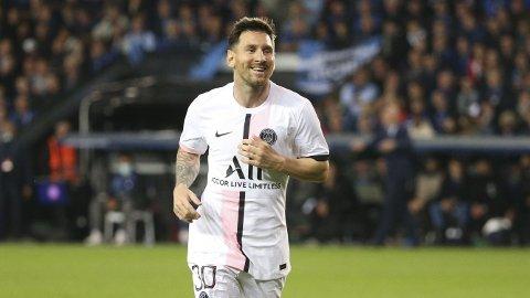 HISTORISK: Nettavisen viser i kveld Lionel Messis første hjemmekamp for PSG.