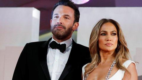 GJENFORENT: Ben Affleck og Jennifer Lopez var et av Hollywoods heteste par på starten av 2000-tallet. Nå er de endelig gjenforent.