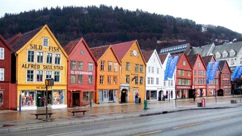Det siste døgnet har 22 personer fått påvist koronasmitte i Bergen. Foto: Gorm Kallestad / NTB
