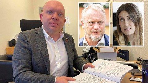 INGEN KUTT: Frps finanspolitiske talsperson i Oslo, Lars Petter Solås, er ikke nådig i sin kritikk av byrådets Oslo-budsjett for 2022, der byrådsleder Raymond Johansen (Ap) og miljø- og samferdselsbyråd Sirin Stav (MDG) ikke kutter i kollektivprisene.