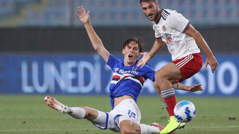 Kristoffer Askildsen kan få sin første kamp fra start i torsdagens hjemmekamp mot Napoli.