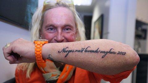 DØMT: Realityprofil Atle Hansen er dømt til forvaring.