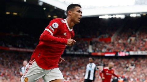 ETTERTRAKTET: Cristiano Ronaldo har nok ikke dempet interessen for Manchester United-fans som har lyst til å dra på kamp igjen.