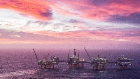 Cena baryłki ropy naftowej z Morza Północnego jest najwyższa od prawie trzech lat. Zdjęcie: Carina Johansen / NTB scanpix