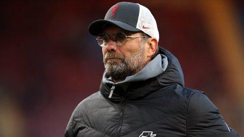 CHAMPIONS LEAGUE: Jürgen Klopp leder Liverpool mot Porto i Champions League tirsdag kveld.