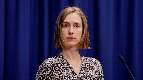 MØTER MED TELENOR: Næringsminister Iselin Nybø bekrefter overfor Nettavisen at departementet har hatt flere møter med Telenor om situasjonen i Myanmar.