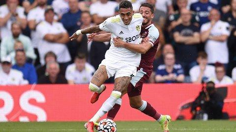 Brasilianeren Raphinha sendte Leeds i ledelsen 1-0 hjemme mot West Ham forrige lørdag, men Leeds endte opp med å tape 1-2. Lørdag jakter Leeds sesongens første seier når Watford kommer på besøk til Elland Road.