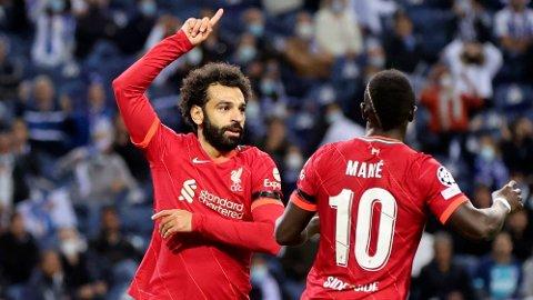 Mohamed Salah elsker å spille mot Manchester City.