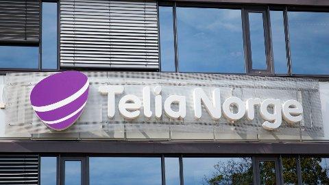 VAR NEDE: Mange timers nedetid for Telias bredbåndskunder mandag kveld. Årsaken er fortsatt uklar.