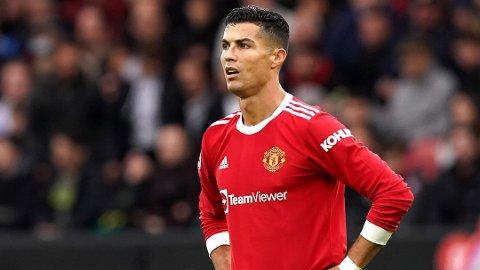 SJOKK-RETUR: Cristiano Ronaldo er tilbake i Manchester United etter at han returnerte til gamleklubben på slutten av sommerens overgangsvindu.