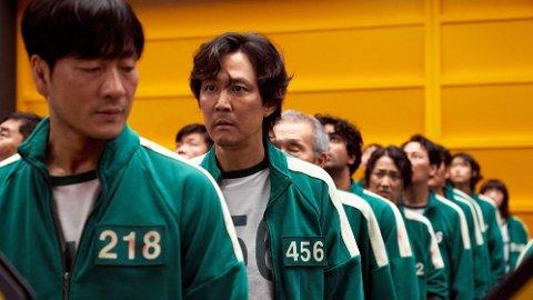 GJORT FØR?: Den koreanske Netflix-serien «Squid Game» har blitt en kjempesuksess, men nå anklages regissøren for plagiat.