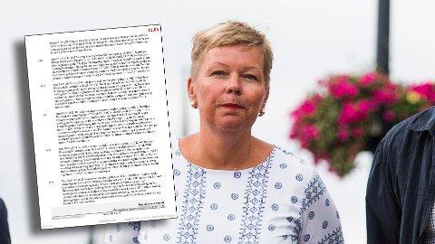 Liadal må 2. november til 15. desember møte i retten, tiltalt for grovt bedrageri overfor Stortinget for å ha levert falske reiseregninger til Stortinget.