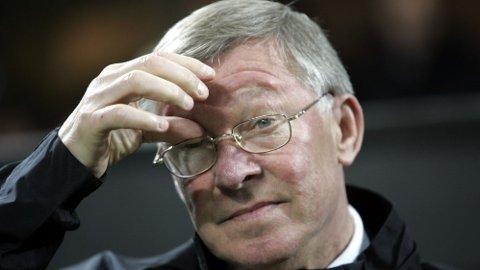 AVSLØRER: Sir Alex Ferguson ville hente Laurent Blanc til Manchester United allerede i 1996, forteller franskmannen.