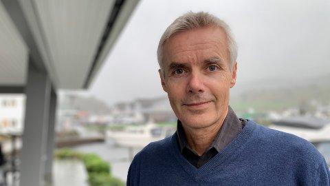 SJEFEN: Omega 365 har 1.600 ansatte i store deler av verden, og konsernsjef Petter Aalvik ser behovet for minst 400 til i løpet av kort tid.