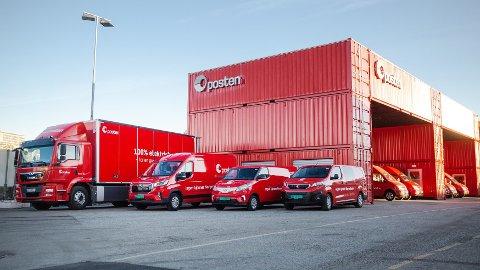 DUŻA INWESTYCJA: Norweska Poczta kupuje dużą liczbę nowych pojazdów elektrycznych. Zdjęcie: Posten